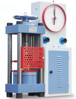 MÁY NÉN BÊ TÔNG TYE-2000 là thiết bị dùng để thí nghiệm nén mẫu bê tông, nén mẫu xi măng, nén gạch và nén các loại vật liệu xây dựng khác..., nhằm mục đích kiểm tra độ bền, độ chịu lực và chất lượng vật liệu khi đưa và sử dụng. Khi nói đến mác bê tông là nói đến khả năng chịu nén của mẫu bê tông. Theo tiêu chuẩn xây dựng hiện hành của Việt Nam (TCVN 3105:1993, TCVN 4453:1995), thí nghiệm bê tông đo cường độ thường là một mẫu bê tông hình lập phương có kích thước 150 mm × 150 mm × 150 mm, hoặc mẫu bê tông hình trụ có kích thước D150mm x H300mm