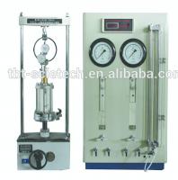 MÁY NÉN ĐẤT 3 TRỤC NAM KINH là thiết bị dùng để thí nghiệm xác định sức kháng cắt không cố kết - không thoát nước; cố kết - không thoát nước và cố kết - thoát nước của đất dính trên thiết bị nén ba trục.