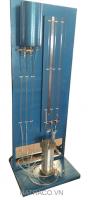 BẢNG THẤM CỘT NƯỚC ĐƠN là thiết bị thí nghiệm xác định tính thấm của đất dạng hạt ( Cột nước không đổi )