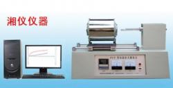 THIẾT BỊ XÁC ĐỊNH HỆ SỐ GIÃN NỞ NHIỆT DÀI GẠCH CERAMIC là thiết bị đo lường được sử dụng cho các loại vật liệu như gốm sứ,  vật liệu chịu lửa, và hệ số giãn nở nhiệt tuyến tính của các loại vật liệu rắn khác. Thiết bị phù hợp các tiêu chuẩn GB / T3810.8-201 hoặc các tiêu chuẩn ASTM, AASHTO hoặc TCVN về cùng lĩnh vực tương tự.