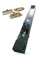MÁY ĐO ĐỘ GIÃN DÀI NHỰA ĐƯỜNG là thiết bị dùng để xác định độ kéo dài của vật liệu nhựa đường đặc với vận tốc kéo mẫu 50mm/phút ±5%  ở nhiệt độ 25 0C ± 0.5 0C, khi muốn xác định độ kéo dài ở nhiệt độ thấp thì có thể điều chỉnh vận tốc máy 10mm/phút ở nhiệt độ 4 0C. Ngoài ra máy còn cho phép kiểm tra độ đàn hồi của các loại nhựa đường cải tiến, chẳng hạn như PMB, ATR. Máy đo độ giãn dài nhựa đường được thiết kế theo tiêu chuẩn TCVN 7496-2005.