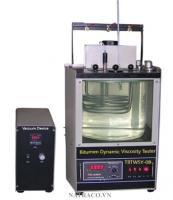 MÁY ĐO ĐỘ NHỚT TUYỆT ĐỐI CỦA NHỰA ĐƯỜNG là thiết bị sử dụng để xác định độ nhớt tuyệt đối của nhựa đường lỏng tại nhiệt độ 60 độ C với dải độ nhớt từ 0,0036 Pa.s đến 20000 Pa.s. Phương pháp này sử dụng nhớt kế mao dẫn chân không.