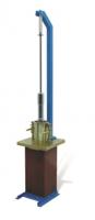 BỘ CHÀY ĐẦM MARSHALL BẰNG TAY là thiết bị dùng để đầm tạo mẫu marshall trong phòng thí nghiệm. Bộ chày đầm marshall bằng tay được thiết kế đơn giản, dễ sử dụng và có giá thành rất phù hợp.