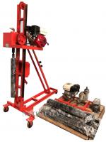 MÁY KHOAN KHẢO SÁT ĐỊA CHẤT CÔNG TRÌNH XY-50 là thiết bị chuyên dụng dùng để tạo hố khoan phục vụ công tác nghiên cứu địa chất, hay khoan giếng phục vụ nông nghiệp… Với kích thước gọn nhẹ, tiện lợi và dễ sử dụng, vận hành bằng 2 động cơ HONDA 5,5HP. Khả năng khoan thông dụng là 30m, có thể khoan tới 50m.