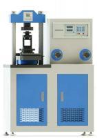 MÁY NÉN UỐN XI MĂNG 300KN-TQ là thiết bị dùng để thí nghiệm nén mẫu vữa xi măng, mẫu gạch và một số loại vật liệu xây dựng khác nhằm mục đích kiểm tra, đánh giá chất lượng của vật liệu. Mẫu nén, uốn thường là mẫu vữa xi măng hình lập phương kích thước 40mm x 40mm, 40mm x 40mm x 160mm, với lực nén max 300kn (30 tấn), Máy nén uốn xi măng do hãng LUDA-Trung Quốc có độ chính xác rất cao, sử dụng động cơ điện 0,75Kw 1 pha - 220v cực kỳ êm ái.
