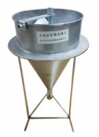 PHỄU ĐO ĐỘ CHẢY CỦA VỮA XI MĂNG, PHEU DO DO CHAY CUA VUA XI MANG, giá bán phễu đo độ chảy của vữa, phễu đo độ chảy của vữa tại tp hcm, tiêu chuẩn ASTM C939:2010, Phễu đo độ linh động của vữa, phễu đo dòng chảy của vữa, phễu xác định độ sệt của vữa, Phễu rót vữa, Phễu đo chảy vữa