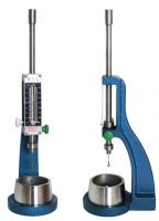 BỘ DỤNG CỤ KIM VICA ( VICAT ) là thiết bị dùng để thí nghiệm xác định lượng nước tiêu chuẩn của hồ xi măng hay độ dẻo tiêu chuẩn của hồ xi măng và thời gian đông kết của hồ xi măng.