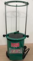 MÁY LẮC SÀNG RÂY D200 là thiết bị dùng để sàng rây cốt liệu, xác định thành phần hạt trong thí nghiệm xây dựng. Máy lắc sàng model 8411 được sản xuất tại Trung quốc phù hợp tiêu chuẩn Việt nam và tiêu chuẩn quốc tế như ASTM, TCVN, AASHTO.
